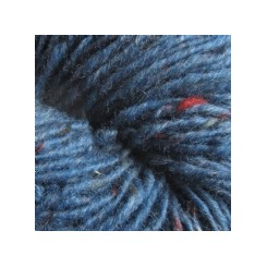 Aran Tweed garn Blue