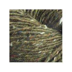 Aran Tweed Green