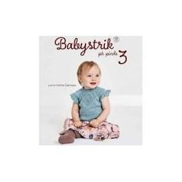 Babystrik til pind nr 3